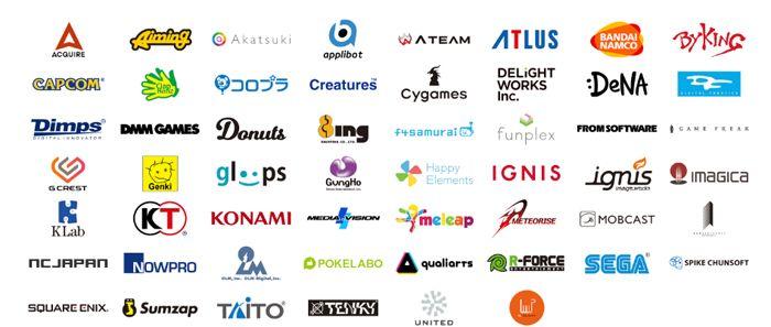 シリコンスタジオエージェントと取引のある企業